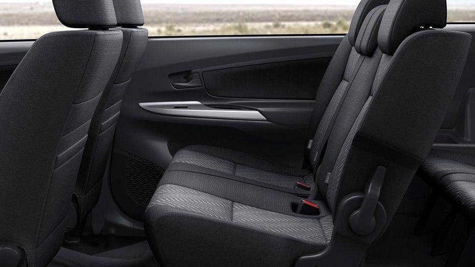 Toyota Avanza (2019) Interior 013
