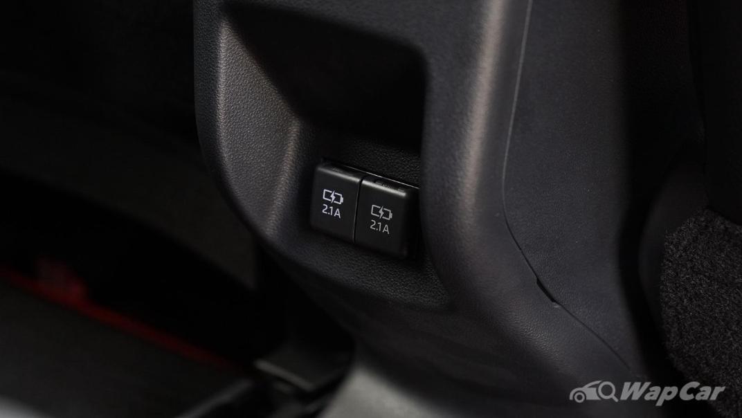 2021 Perodua Ativa 1.0L Turbo AV Special Metallic Interior 050