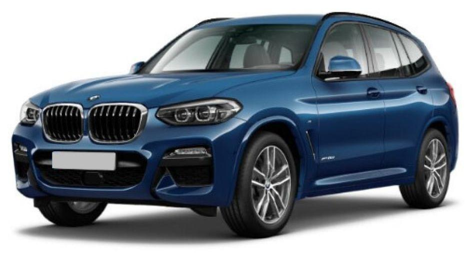 BMW X3 (2019) Others 003