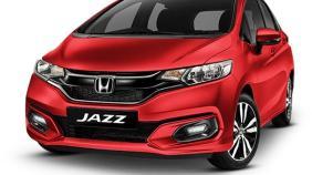 Honda Jazz (2018) Exterior 005