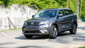 2020 Proton X70 1.8 Premium 2WD Exterior 013