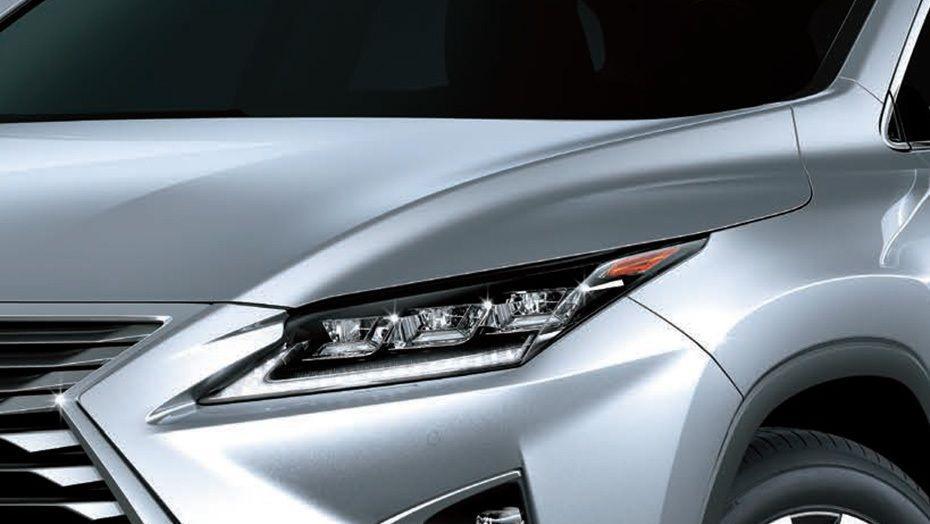 Lexus RX (2018) Exterior 008