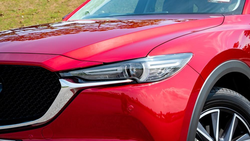 2019 Mazda CX-5 2.5L TURBO Exterior 017
