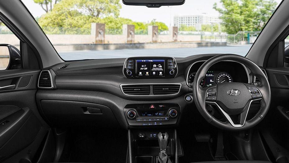 Hyundai Tucson (2018) Interior 001