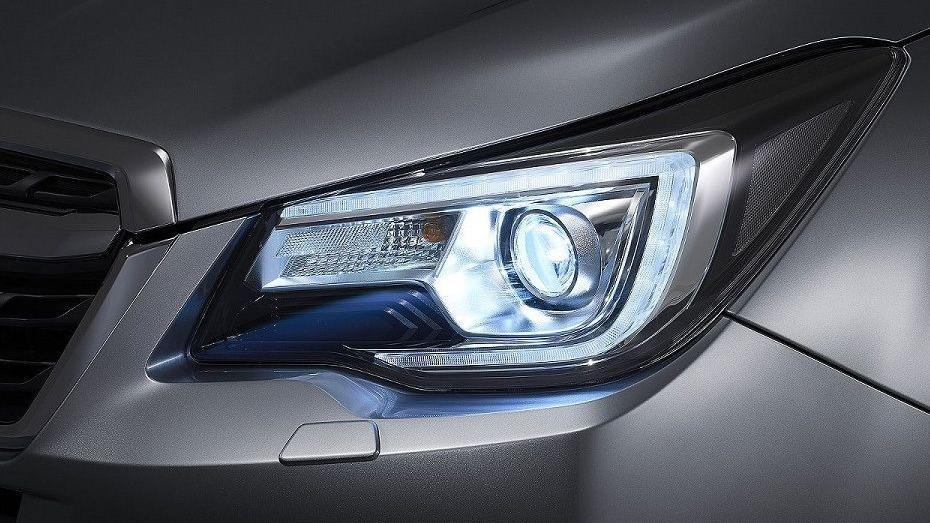 Subaru Forester (2018) Exterior 012