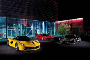 Ferrari believes hybrids are reliable, extends warranty for LaFerrari