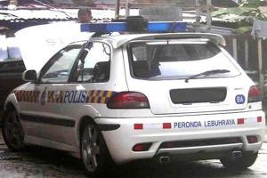 Are these the best 4 Malaysian police cars ever?