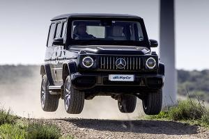 400,000 Mercedes-Benz G-Class produced, electric G Wagon coming next