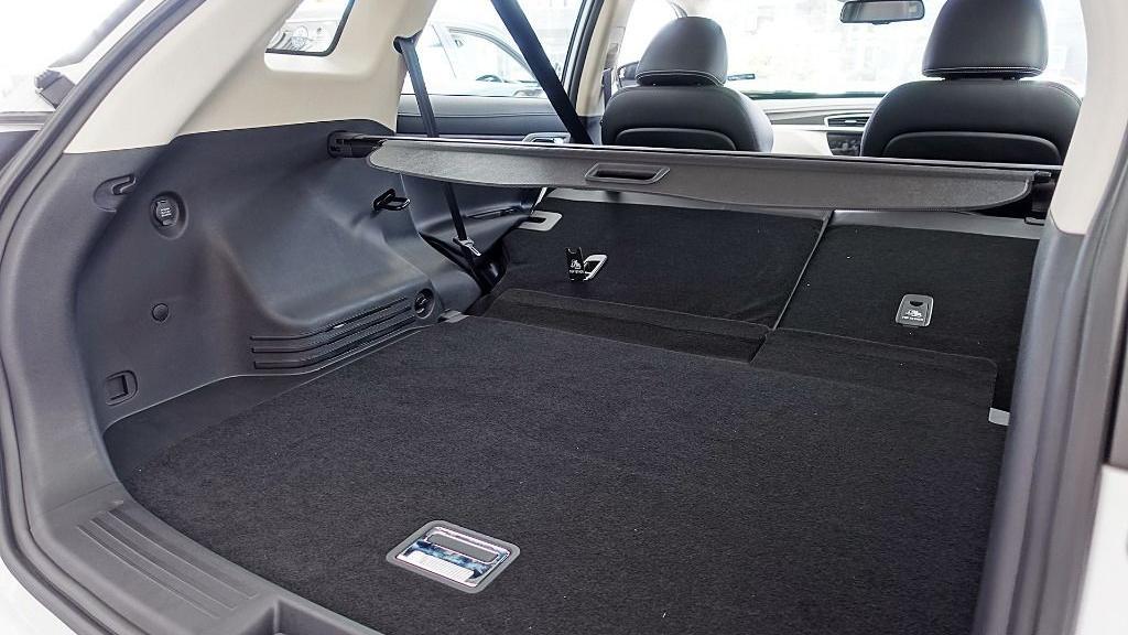 2018 Proton X70 1.8 TGDI Executive AWD Interior 074