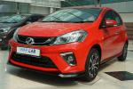 Sales of Perodua Myvi hit by chip shortage, adjustment in production plan required