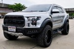 Ford Everest gets a Raptor-esque, custom makeover