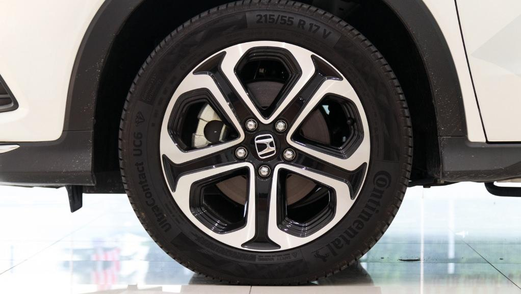 2019 Honda HR-V 1.5 Hybrid Exterior 027