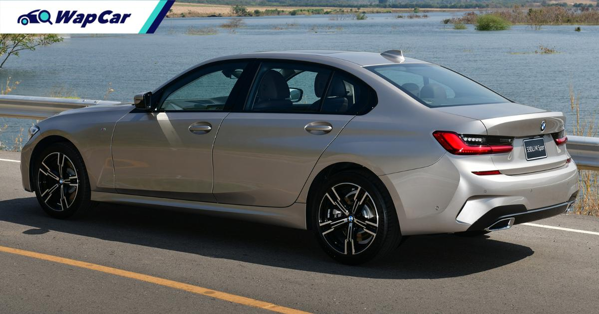 Imported from Malaysia, 2021 BMW 330Li M Sport is launched in Thailand, RM 392k 01