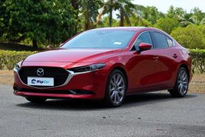 Ratings Comparison: 2020 Honda Civic vs 2020 Toyota Corolla Altis vs 2019 Mazda 3 Sedan