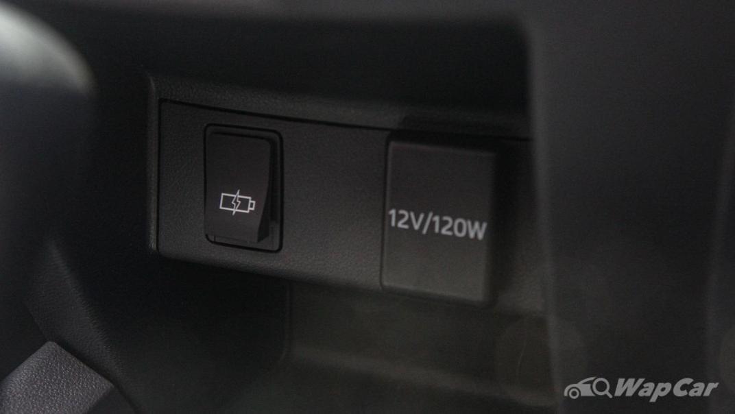 2019 Toyota Avanza 1.5S+ Interior 008