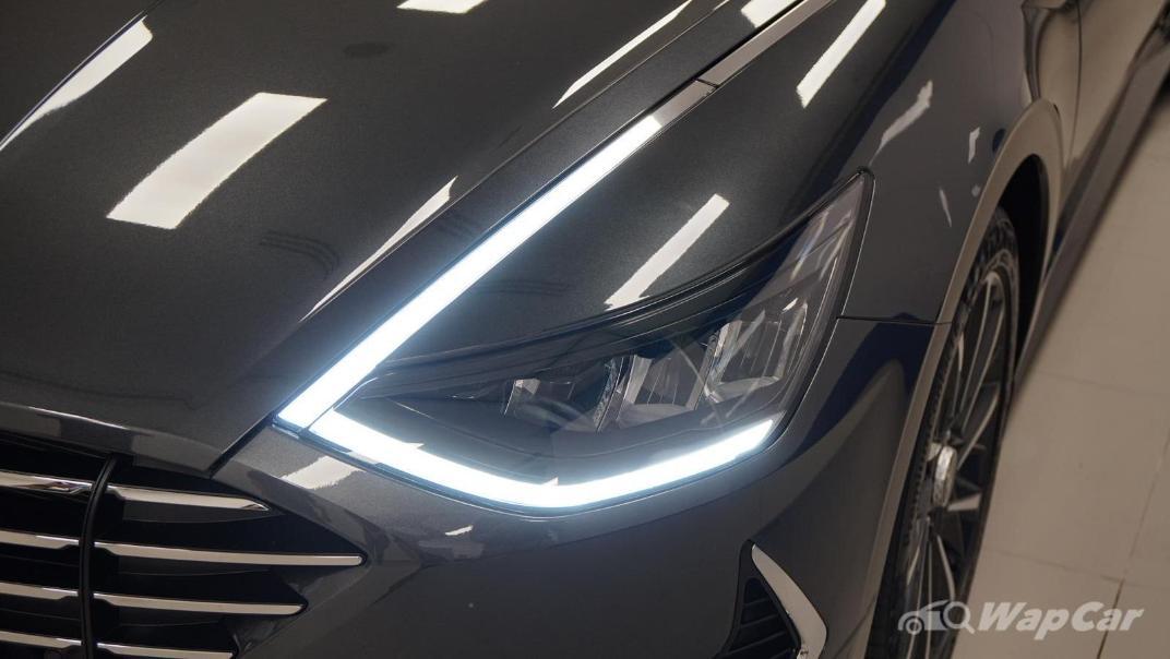 2020 Hyundai Sonata 2.5 Premium Exterior 060