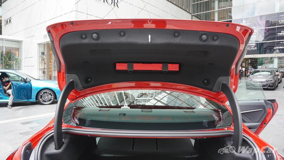 2020 BMW 2 Series 218i Gran Coupe Interior 132