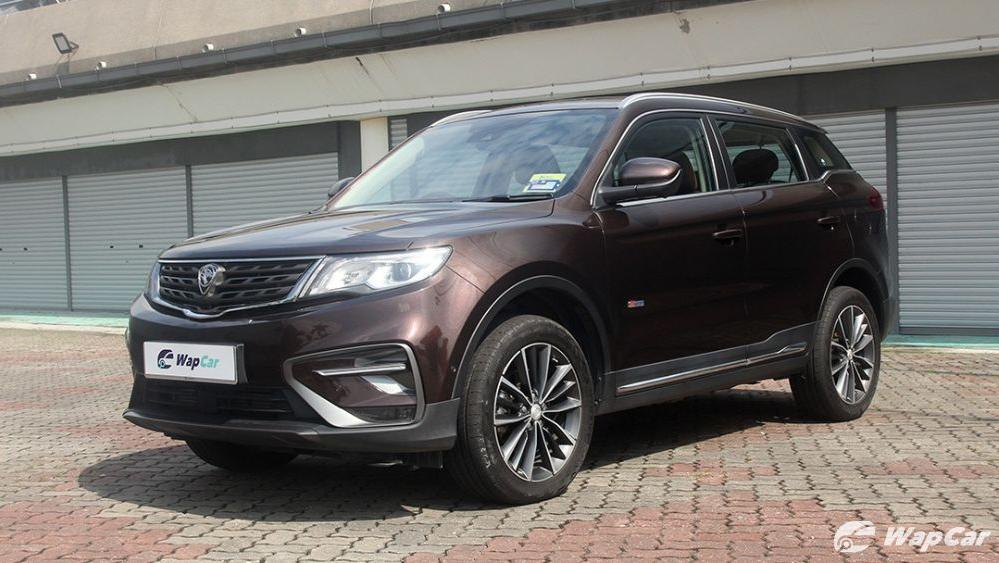 2018 Proton X70 1.8 TGDI Premium 2WD Exterior 041