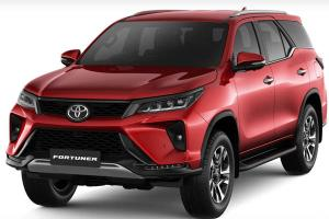 New 2021 Toyota Fortuner facelift coming to Malaysia - 2.8L turbo engine from Hilux?