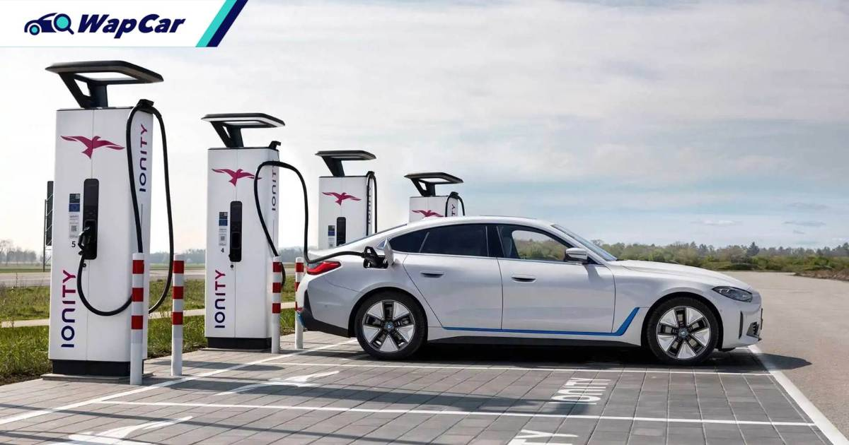 BMW Malaysia: Our dealers' DC fast chargers will be open to all makes 01