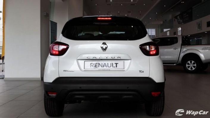2017 Renault Captur TCe 120 EDC (CKD) Exterior 003