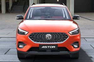 2021 MG Astor unveiled in India – Comes with ADAS and an A.I. assistant