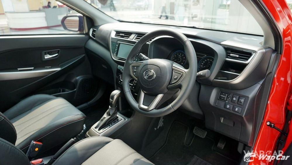 Perodua Myvi (2018) Interior 002