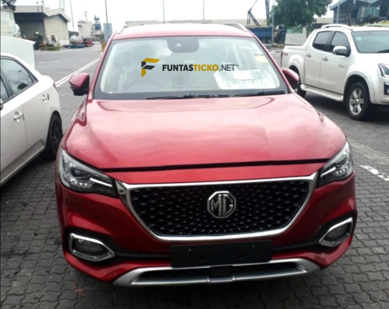 Spied: 2020 MG HS spied, Proton X70 rival coming soon? 02