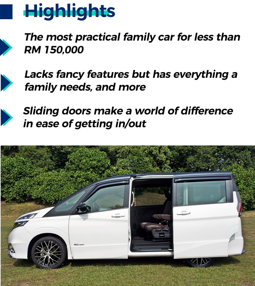 Review The Nissan Serena Will Not Inspire You But Few Other Mpvs Can Do A Better Job Wapcar