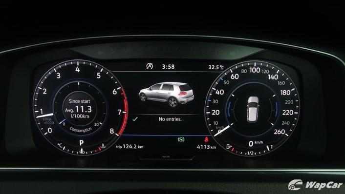 2018 Volkswagen Golf 1.4 TSI R-Line Interior 009