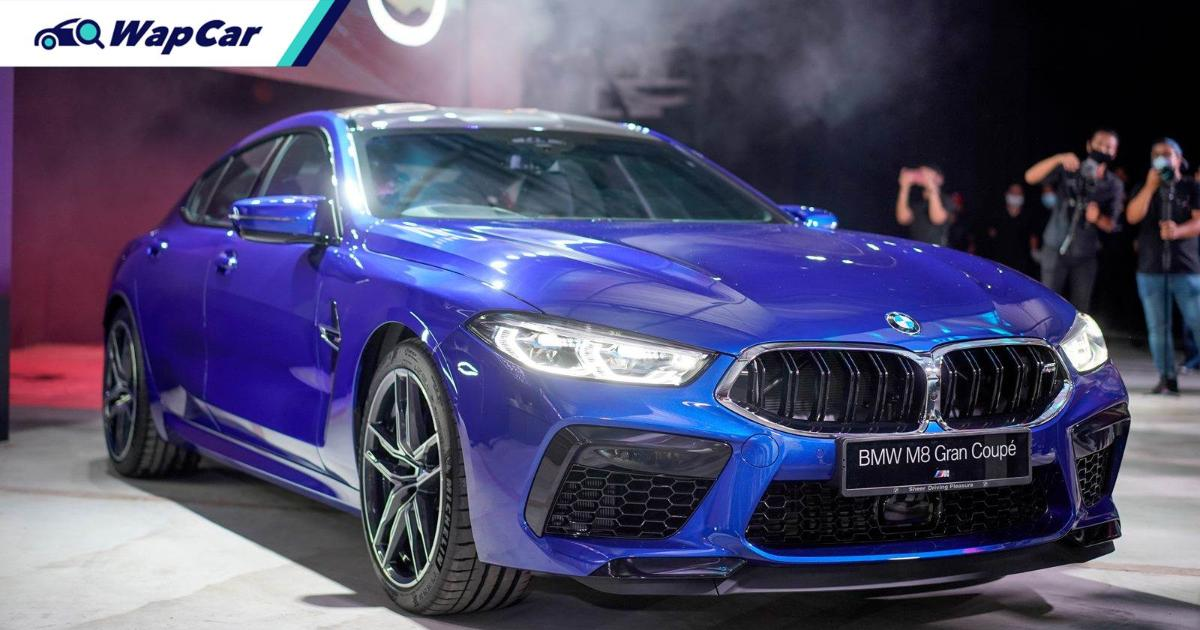80 Malaysians bought a BMW M last year, BMW Group Malaysia sold 9,890 cars in 2020 01