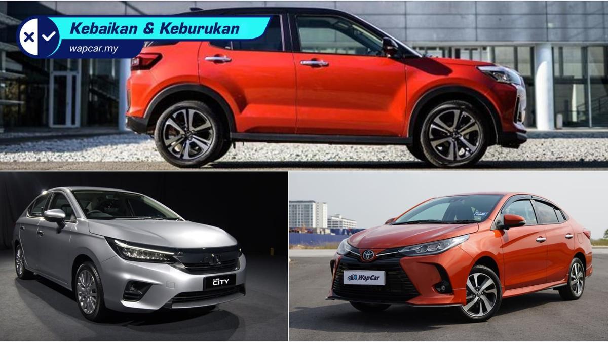 Jangan pinggirkan Toyota Vios/Honda City untuk Perodua Ativa (D55L) - 5 sebab kenapa sedan lagi bagus 01