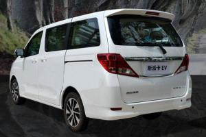 Yema Spica EV is a mini–Chinese Alphard for small businesses