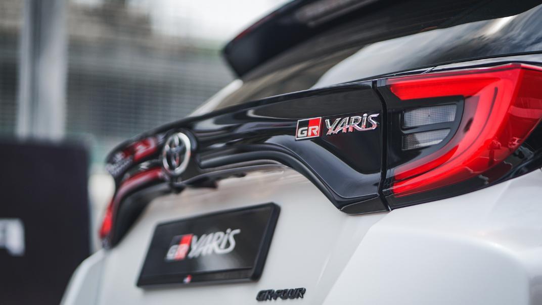 2021 Toyota GR Yaris Exterior 047