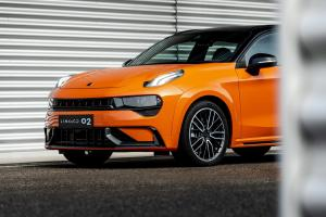 Lynk & Co 02 Hatchback is Geely's answer to the VW Golf GTI; 254 PS/350 Nm, 8AT