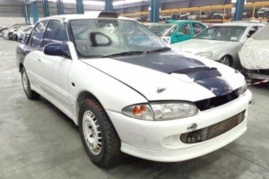 Goldmine: Own a piece of Malaysian history with the Proton Wira PERT AWD Turbo!