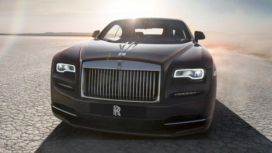 2013 Rolls-Royce Wraith Wraith Exterior 002