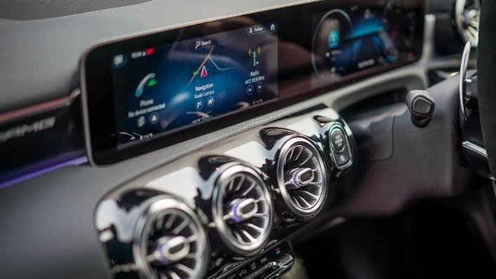2019 Mercedes-Benz AMG A-Class A35 Interior 005