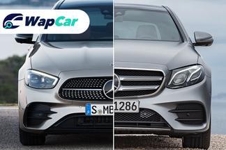 New 2020 Mercedes-Benz E-Class facelift vs 2016 E-Class – What's new?