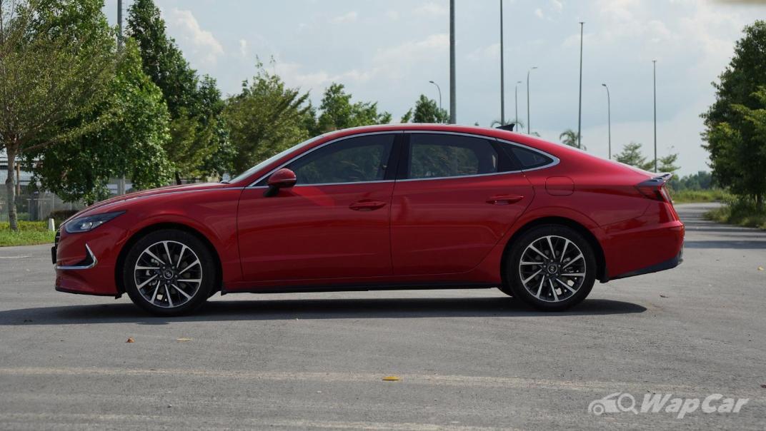 2020 Hyundai Sonata 2.5 Premium Exterior 008