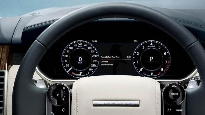 Land Rover Range Rover (2017) Interior 004