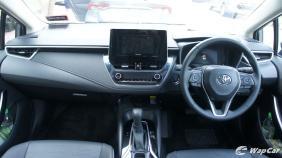 2019 Toyota Corolla Altis 1.8E Exterior 001