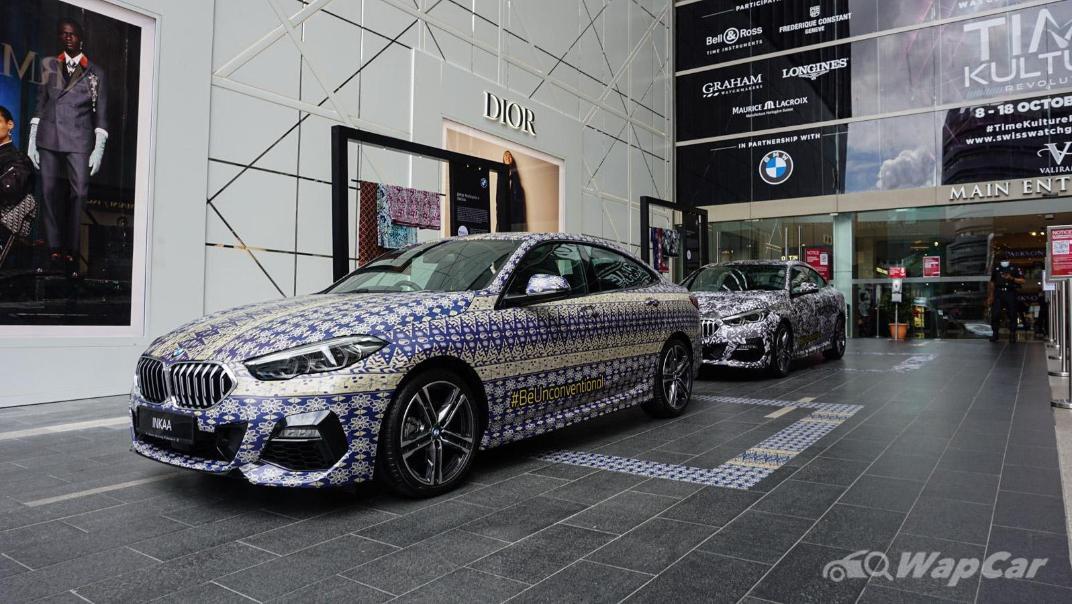 2020 BMW 2 Series 218i Gran Coupe Exterior 024