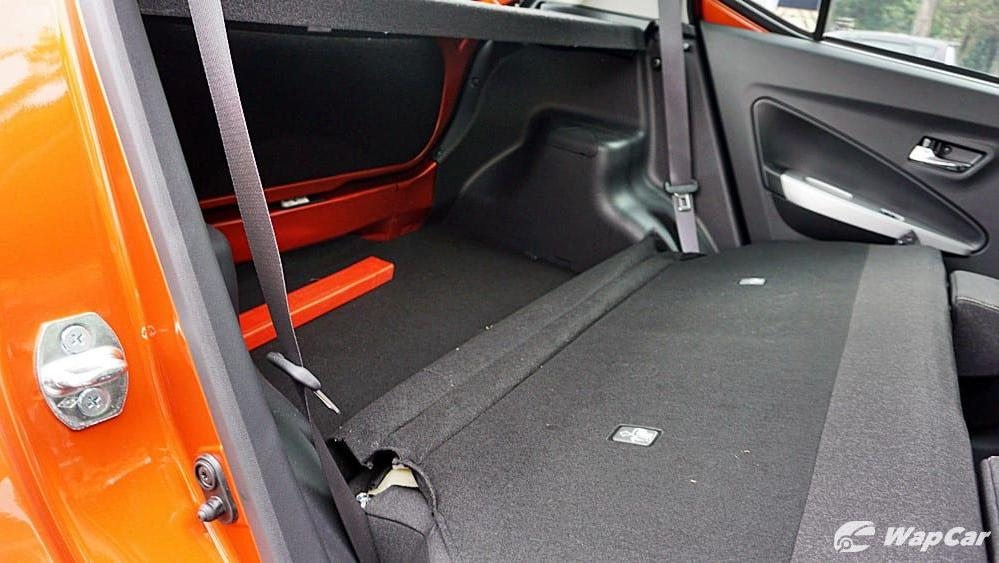 2019 Perodua Axia Style 1.0 AT Interior 028