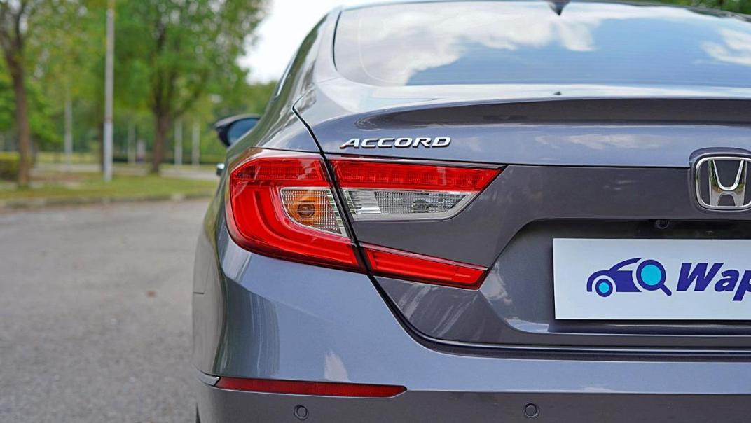 2020 Honda Accord 1.5TC Premium Exterior 020