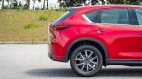 2019 Mazda CX-5 2.5L TURBO Exterior 013