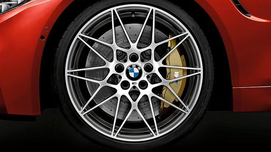BMW M4 Coupe (2019) Exterior 012