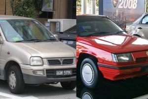 Perodua Aruz, Proton X70. Ke mana hilangnya nama tempatan seperti Kancil dan Saga?