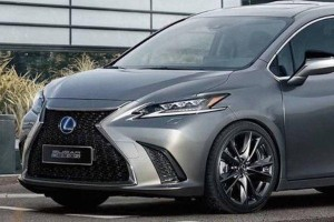 Someone grafted a Lexus 'Spindle Grille' onto a Camry-based Toyota Sienna
