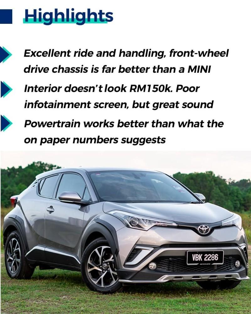 Kekurangan Harga Toyota Chr 2019 Top Model Tahun Ini